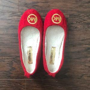 Michael kors slipper shoes 8